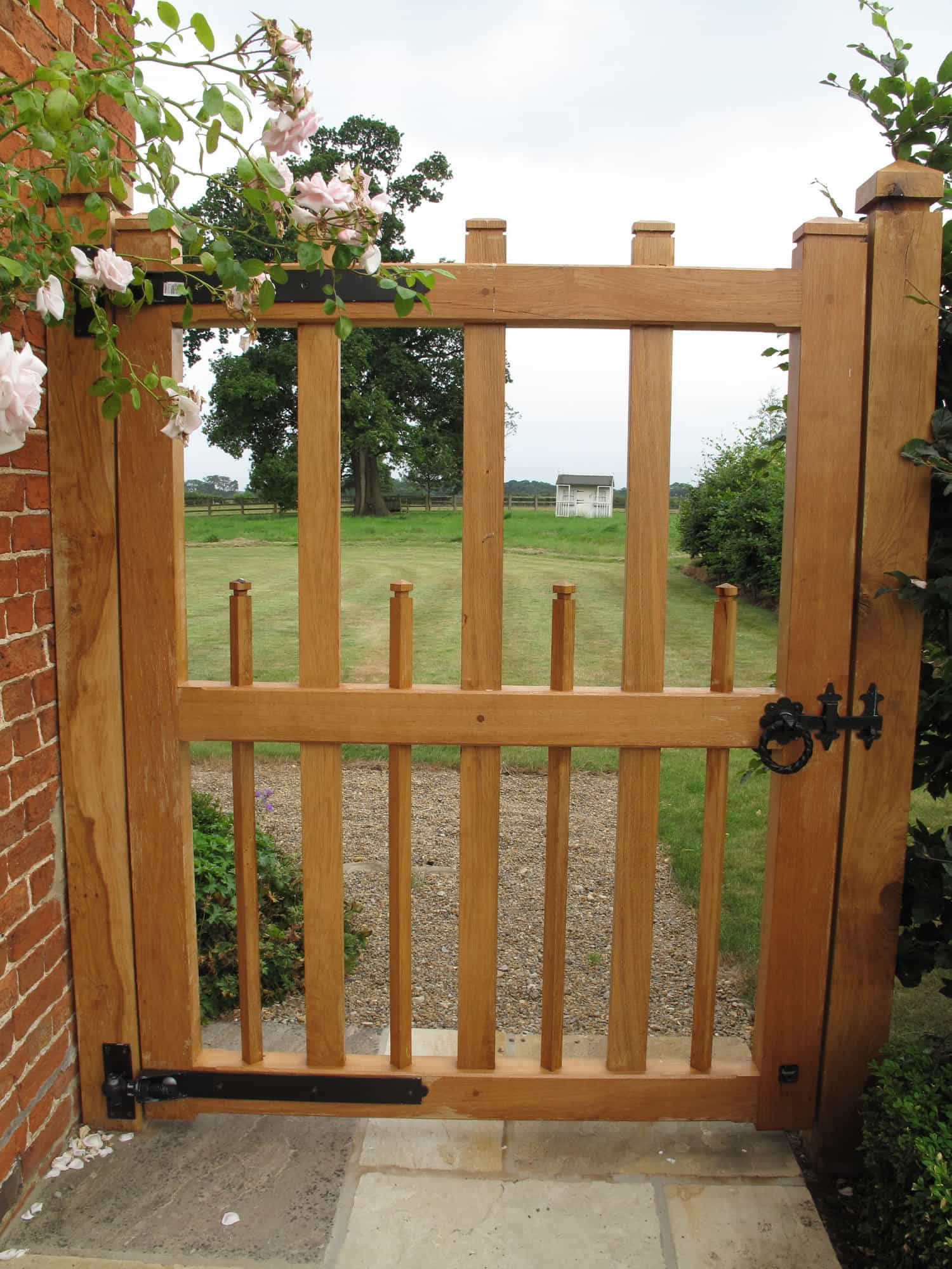 Wooden Garden Gates Duncombe Sawmill Local And Uk