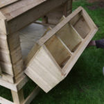 chicken house nesting box