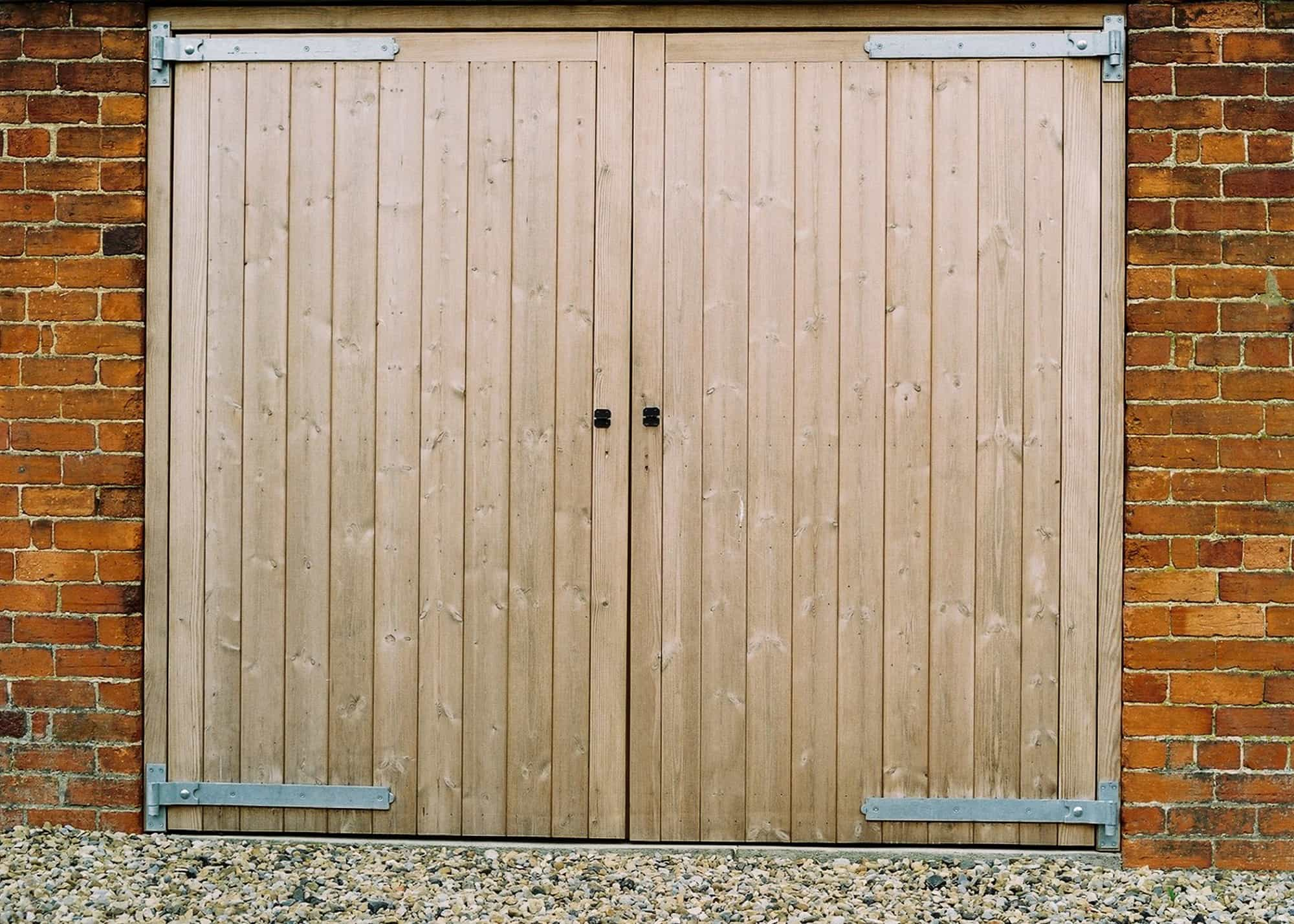 Wooden Garage Doorss Duncombe Sawmill Local And Uk