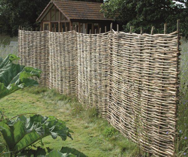 Wooden Hazel Hurdless Duncombe Sawmill Local And Uk
