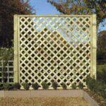 heavy duty diamond lattice panel