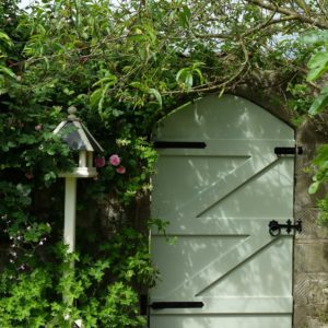 protecting your gate