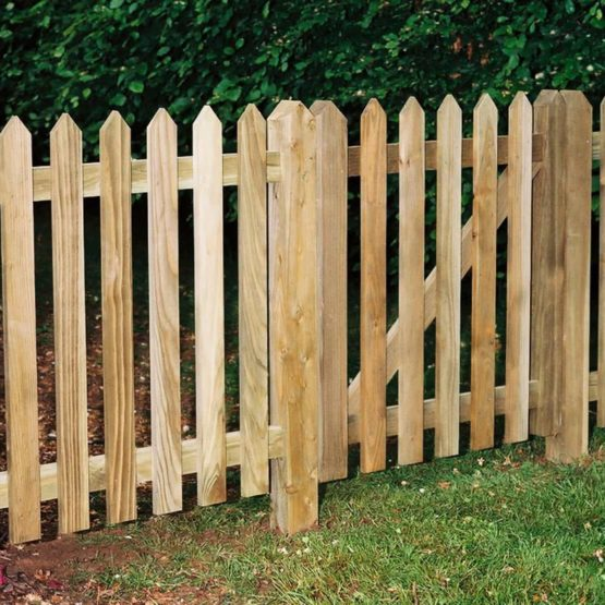 Picket & Paling Fencing