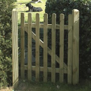 pale gate