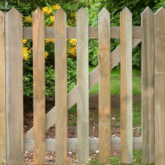 Paling Gates & Garden Gates