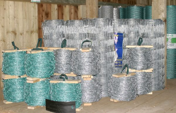 wire for fencing
