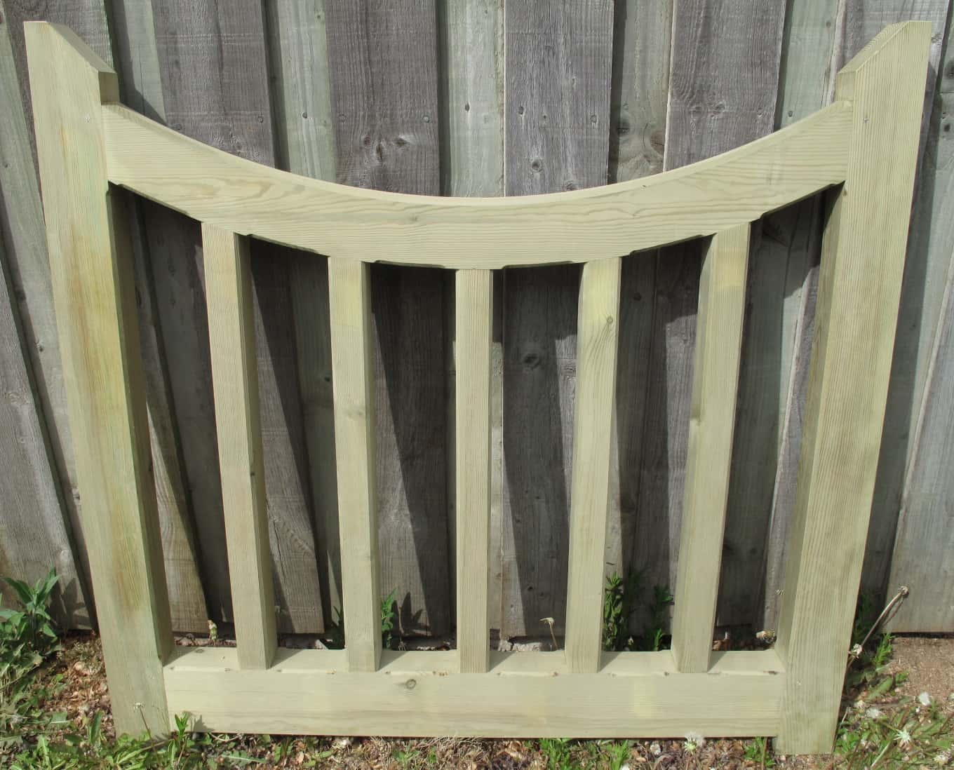 wooden garden gates duncombe sawmill local and uk. Black Bedroom Furniture Sets. Home Design Ideas