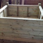 bespoke raised bed