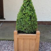 personalised planter