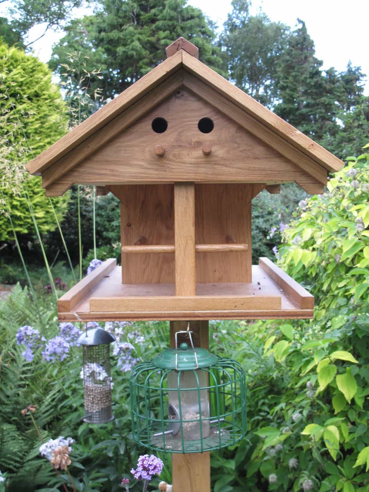 Wooden Bespoke Bird Tabless Duncombe Sawmill Local And