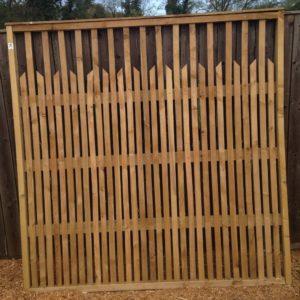 upright panel