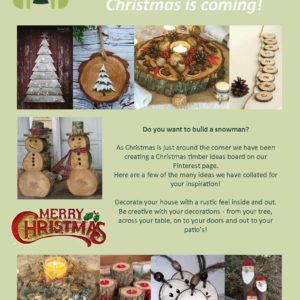 christmas decorations out of wood