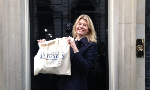Duncombe Sawmill visits Downing Street