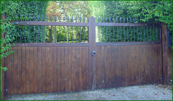 Slingsby gate